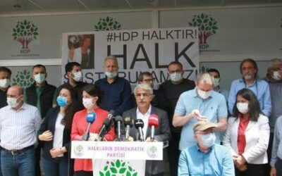 Turkey: indictment approved seeking the closure of the Peoples' Democratic Party (HDP)
