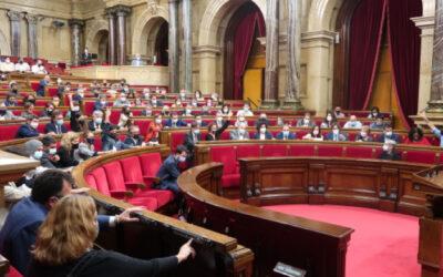 Het Catalaanse Parlement erkent officieel de Autonome Administratie van Noordoost-Syrië